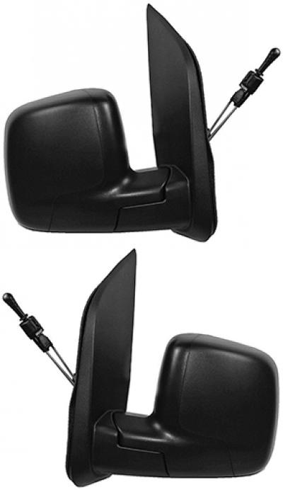 Зеркало заднего вида боковое Peugeot Bipper 2008+