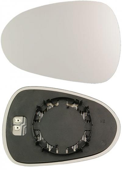 Зеркальный элемент Seat Leon 2009-2012
