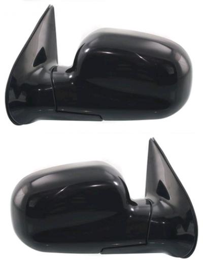 Зеркало заднего вида боковое Hyundai Santa Fe I 2001-2006