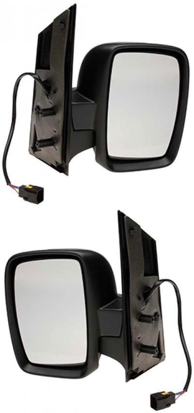 Зеркало заднего вида боковое Citroen Jumpy 2007-2015