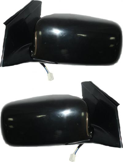 Зеркало заднего вида боковое Mitsubishi Outlander I 2003-2009