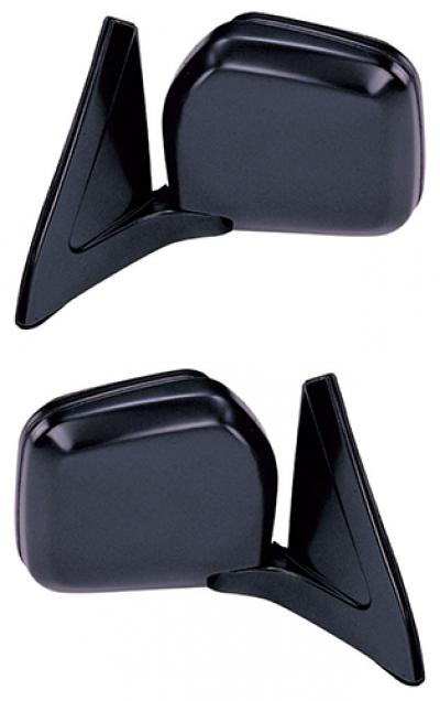 Зеркало заднего вида боковое Mitsubishi Pajero III V60/V70 2003-2007