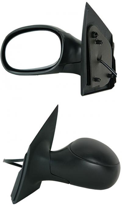 Дзеркало заднього виду бічне Citroen C2 2003-2009