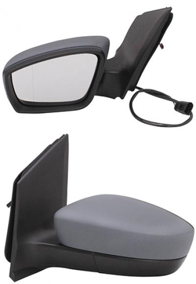 Зеркало заднего вида боковое Seat MII 2011+