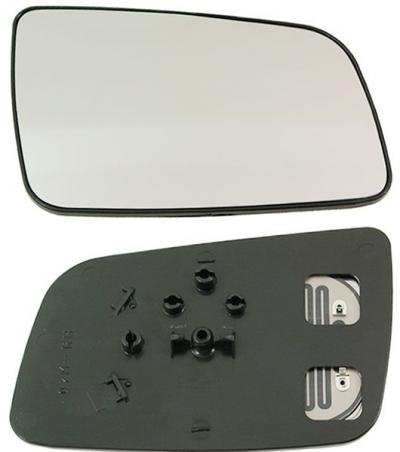 Зеркальный элемент Opel Astra G 1998-2009