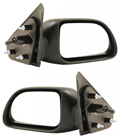 Зеркало заднего вида боковое Renault R19 1992-1995
