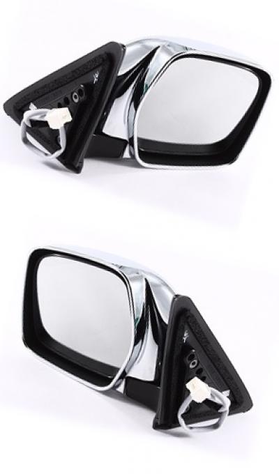 Зеркало заднего вида боковое Toyota  Land Cruiser 120 Prado 2003-2009