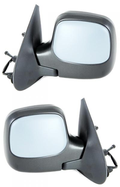 Зеркало заднего вида боковое Citroen Berlingo 1997-2007