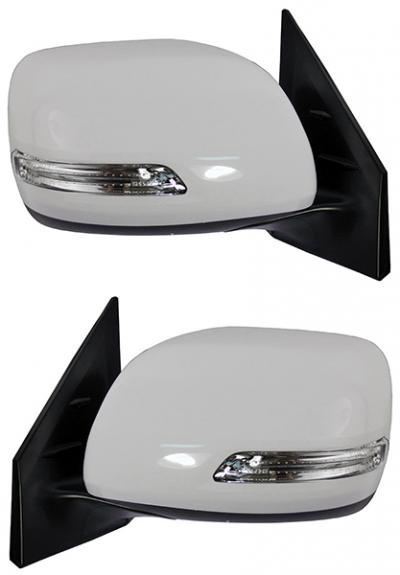 Зеркало заднего вида боковое Toyota Land Cruiser 150 Prado 2013+