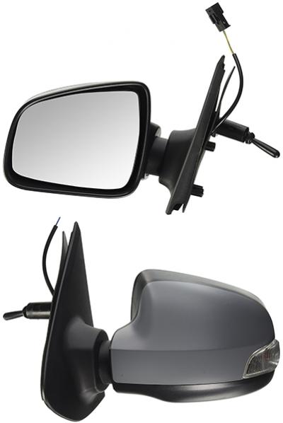 Зеркало заднего вида боковое Dacia Sandero 2012+