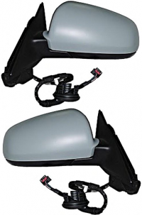 Дзеркало заднього виду бічне Audi A3 2004-2008