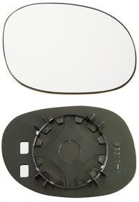 Зеркальный элемент Citroen C3 (FC) 2002-2008