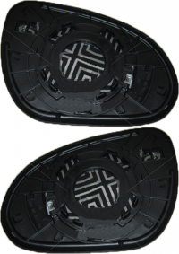 Зеркальный элемент KIA Cerato 2009-2012 Купе