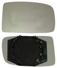 Зеркальный элемент Fiat Panda (169) 2003-2009
