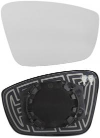 Зеркальный элемент Seat Toledo (KG) 2012+