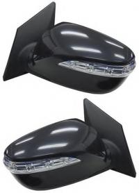 Зеркало заднего вида боковое Hyundai Tucson 2010-2015