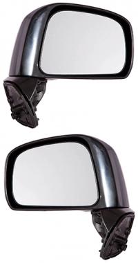 Зеркало заднего вида боковое Nissan Tiida 2005-2012