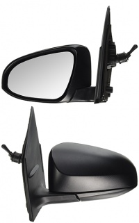 Дзеркало заднього виду бічне Citroen C1 2014+