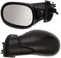 Зеркало заднего вида боковое Citroen C3 (FC) 2002-2008