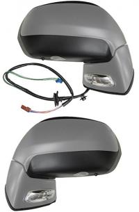 Зеркало заднего вида боковое Citroen С4 Picasso 2006-2013