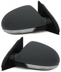 Зеркало заднего вида боковое VW  Passat B6 2005-2010