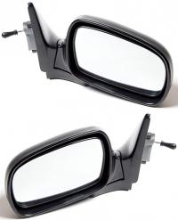 Зеркало заднего вида боковое Daewoo nexia (N100/N150) 1995-1998