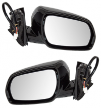 Зеркало заднего вида боковое Nissan Murano (Z50) 2003-2008