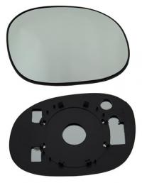 Зеркальный элемент Citroen C2 2003-2009