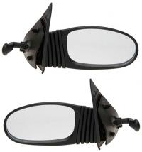 Зеркало заднего вида боковое Fiat Seicento 1998-2010