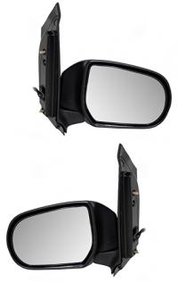 Зеркало заднего вида боковое Mazda MPV (LW) 1999-2004