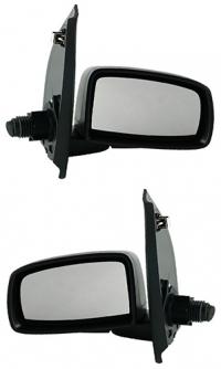 Зеркало заднего вида боковое Fiat Panda (169) 2003-2009