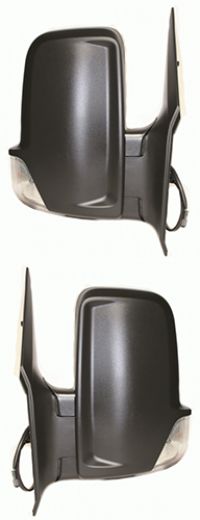 Зеркало заднего вида боковое Mercedes  Sprinter 2006-2018