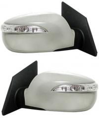 Зеркало заднего вида боковое Hyundai ix35 2013+