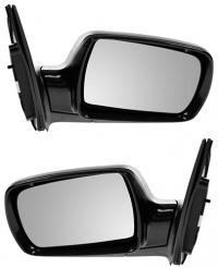 Зеркало заднего вида боковое Hyundai i20 2009-2012