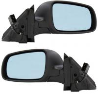 Зеркало заднего вида боковое Audi A6 1994-1997