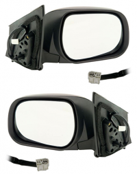 Зеркало заднего вида боковое Toyota Rav4 2006-2010