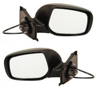 Зеркало заднего вида боковое Toyota Yaris 2006-2011