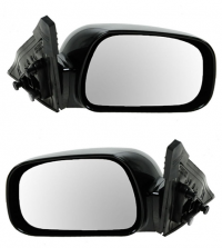 Зеркало заднего вида боковое Toyota Camry XV30 2002-2006