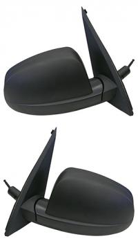 Зеркало заднего вида боковое Opel Meriva (X03) 2003-2010