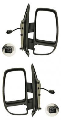 Зеркало заднего вида боковое Renault Master (D) 2003-2009