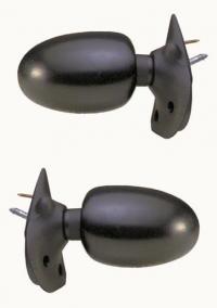 Зеркало заднего вида боковое Renault Twingo (C06) 1993-1998