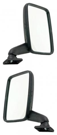 Зеркало заднего вида боковое VW Transporter (T3) 1979-1992