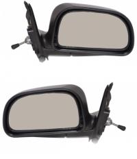 Зеркало заднего вида боковое Mitsubishi Colt (CJO) 1996-2004