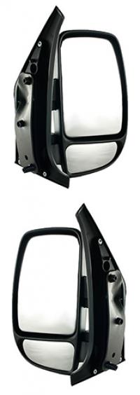 Зеркало заднего вида боковое Nissan Interstar (X70) 2004-2010