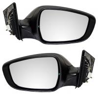 Зеркало заднего вида боковое Hyundai Elantra MD 2011-2014