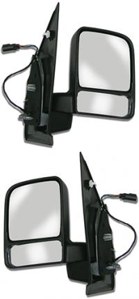 Дзеркало заднього виду бічне Ford Connect - Tourneo 2002-2013