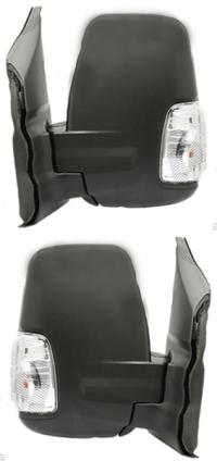 Зеркало заднего вида боковое Ford Transit 2013+