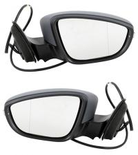Зеркало заднего вида боковое VW Jetta (1B) 2011+