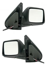 Зеркало заднего вида боковое VW Vento (1H) 1991-1998