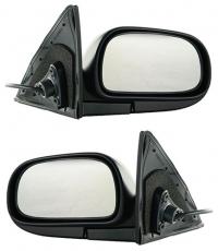 Зеркало заднего вида боковое Toyota Carina E 1992-1997